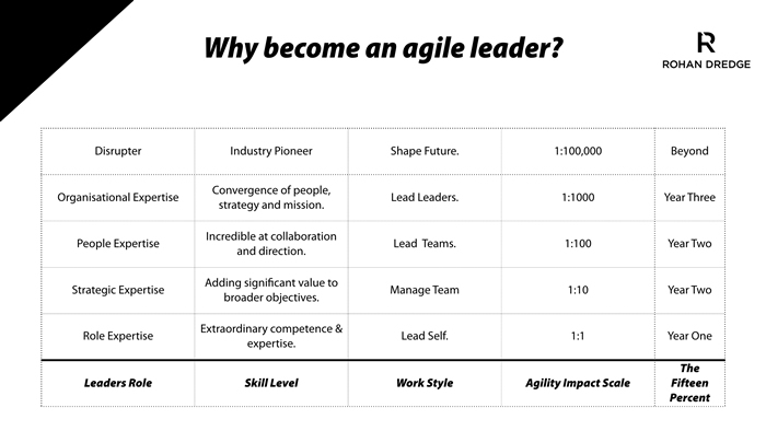 Leadership Agility MASTER MODEL