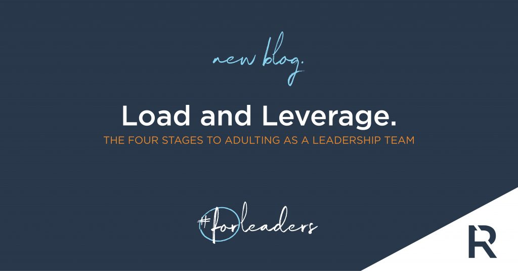 Load and Leverage
