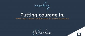 Putting Courage In