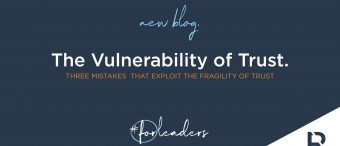 The Vulnerability of Trust