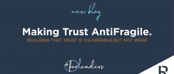 Making Trust AntiFragile